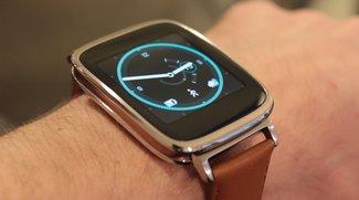 ASUS ZenWatch im Test: Die schönste Smartwatch mit quadratischem Display