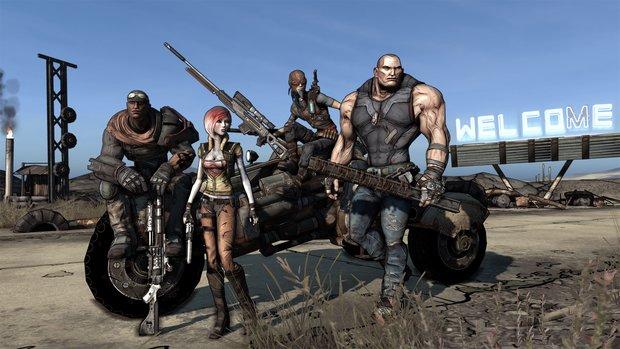 Borderlands: Bald für PS4 und Xbox One?