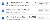 Firefox: Plugins deinstallieren – so gehts