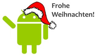 Das androidnext-Team wünscht Frohe Weihnachten