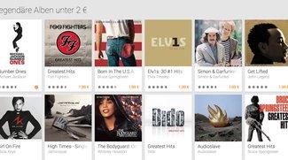 Michael Jackson: Kostenloses Album Number Ones bei Google Play Music und weitere Angebote