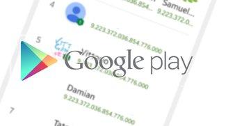 Play Games: Google läutet Ende der Cheater-Scores ein