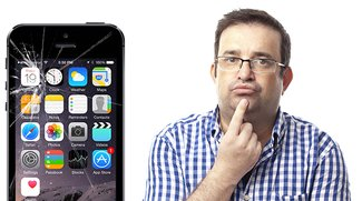 iPhone 5c: Display kaputt — was nun?
