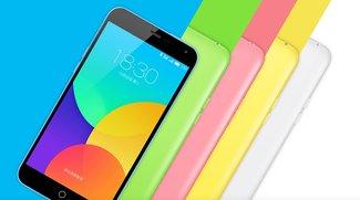 Meizu M1 Note: iPhone 5C-Klon mit 5,5-Zoll-IGZO-Display vorgestellt