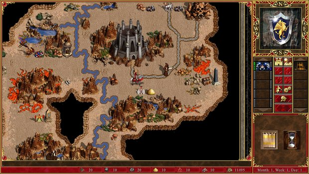 Heroes of Might & Magic 3 - HD-Edition: Release