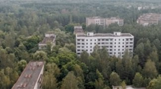 Tschernobyl heute: Drohne filmt Pripjat 2014 - Postcards from Pripyat (Video)