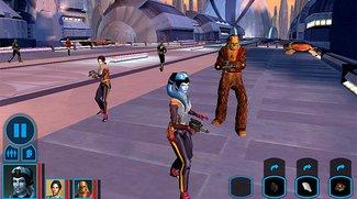 Knights of the Old Republic: Star Wars-Rollenspiel für Android verfügbar