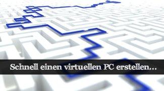 So funktioniert ein virtueller PC - Leg los!