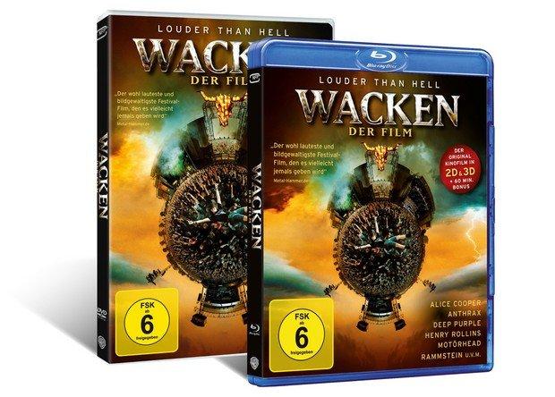 Gewinnspiel: Wacken 3D, der Film - Fanpakete gewinnen!