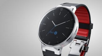 Alcatel Onetouch Watch: Smarte Uhr im Hands-On [CES 2015]
