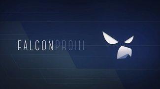 Falcon Pro 3: Twitter-Client mit Material Design veröffentlicht