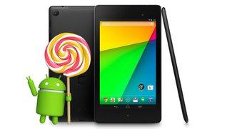 Android 5.0.2 Lollipop: Factory Images &amp&#x3B; OTA-Dateien für Nexus 7, Nexus 9 und Nexus 10 zum Download [Update]