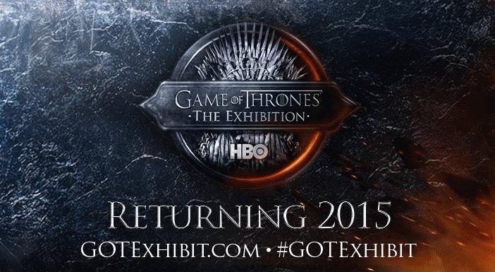 """""""Game Of Thrones""""-Exhibition: GoT-Ausstellung in Deutschland - Tickets ab heute!"""