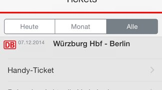 Handy-Ticket für die Züge der DB verwenden (Tipp)