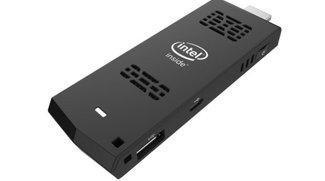 Intel Compute Stick: HDMI Stick als Apple TV- und Chromecast-Alternative