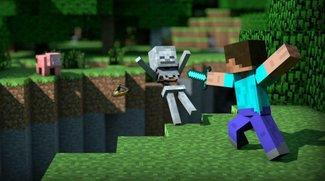 Minecraft: Rund 1 Millionen Spieler gleichzeitig online