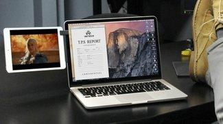Mountie: iPhone- und iPad-Halterung für den Mac in Deutschland bestellbar (Update: jetzt lieferbar)
