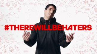 "Adidas Werbung 2015: ""There will Be Haters"" mit Suarez, Bale, James und Benzema"