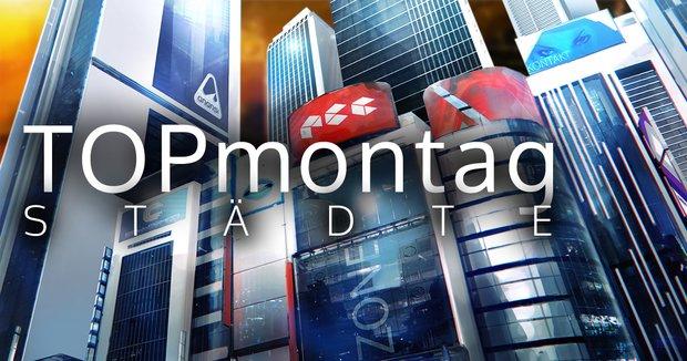 GIGA TOPmontag: Die schönsten Städte in Videospielen - Teil 2