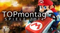GIGA TOPmontag: Die besten Spiele 2014