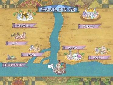 Alabastia verfügt allein über 7 Locations
