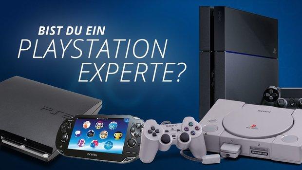 Bist du ein PlayStation-Experte? (Quiz)