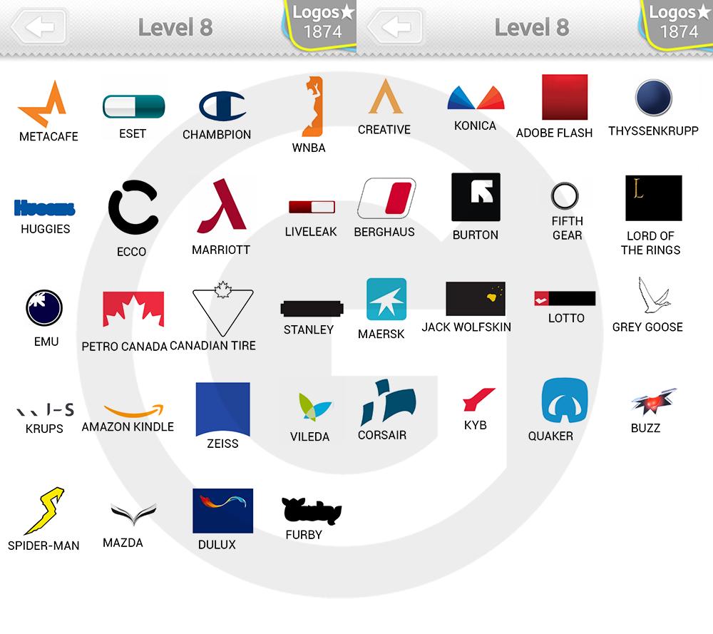 logo quiz expert niveau 7