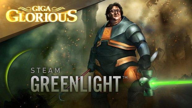 GIGA Glorious: Steam Greenlight - Fluch oder Segen?