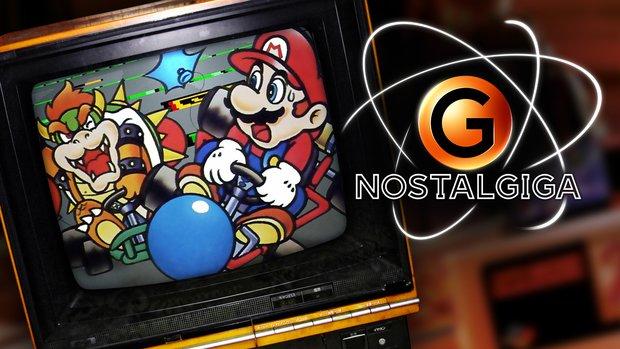 NostalGIGA: Das Super Mario Kart Duell
