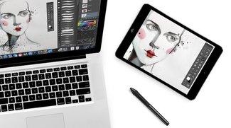 App verwandelt iPad in Grafiktablett für den Mac