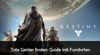 Destiny: Tote Geister finden und Grimoire-Punkte erhalten (Update: Zeitalter des Triumphs)