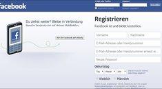 Wie hoch ist das Facebook-Mindestalter?