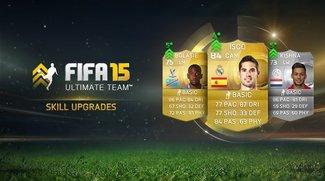 FIFA 15: Skill Upgrades - Neue Level für Ultimate Team-Spieler (Liste der Änderungen)