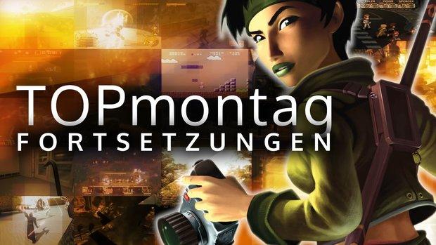 GIGA TOPmontag: Heiß ersehnte Spiele-Fortsetzungen feat. gamona - Teil 2