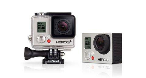 GoPro Hero 3+ Silver - Quelle: gopro.com