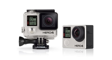 GoPro Hero 4 Black - Quelle: gopro.com