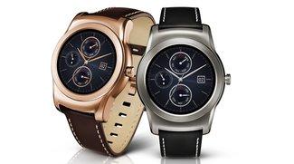 LG Watch Urbane: Luxus-Smartwatch mit Android Wear vorgestellt [Update: Video]
