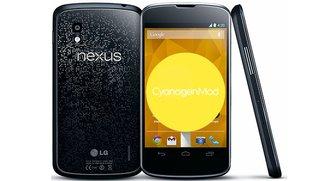 Nexus 4: CyanogenMod 12 flashen – Anleitung zur Installation