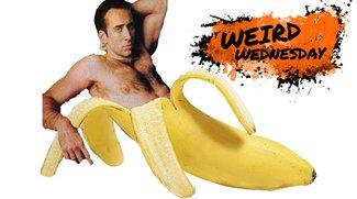 Weird Wednesday: 10 Rollen, die Nicolas Cage gerockt hätte!
