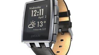 Pebble Smartwatch unterstützt Android Wear-Benachrichtigungen