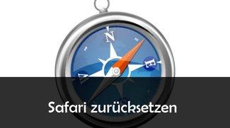 Safari zurücksetzen und Standard-Einstellungen wiederherstellen