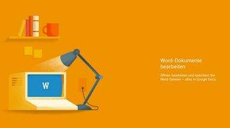 Google Docs und Tabellen: Update bringt verbesserte MS Office-Kompatibilität [APK-Download]