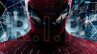Zum Tod von Amazing Spider-Man: Wie Sony den beliebtesten Comic-Helden unserer Zeit ruinierte