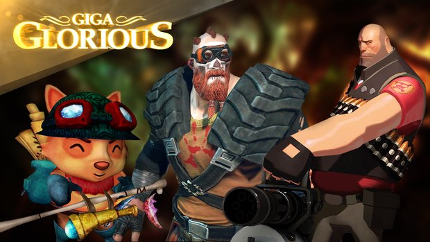 GIGA Glorious: Was bringt Free 2 Play? - Dirty Bomb Event