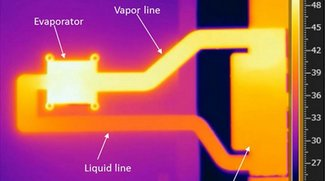 Fujitsu entwickelt Flüssigkühlung für Smartphones und Tablets