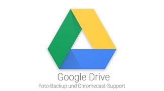 Google Drive erhält bald Foto-Backup von Google+ und Chromecast-Support [APK-Teardown]