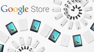 Google Store: Separater Online-Shop für Hardware eröffnet