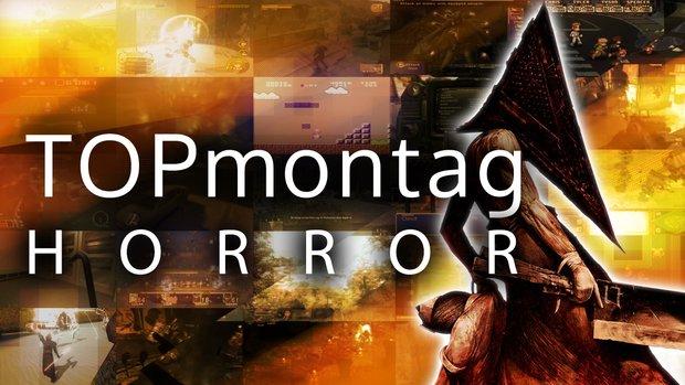 TOPmontag: Die besten Horror-Games