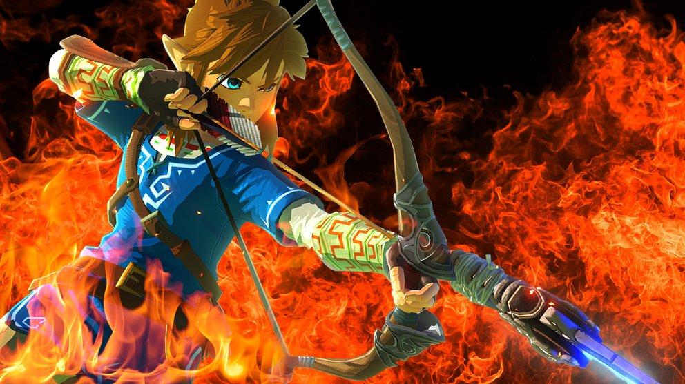 Video-Bild: Sorgen um das neue Zelda