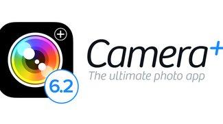 Camera+: Version 6.2 bringt Widget und manuellen Weißabgleich